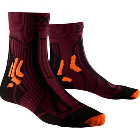 X-Socks Trail Run Energy Socks Men sunset orange/opal black